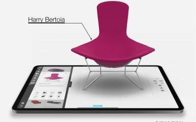 4 tecnologías que están cambiando el diseño y la fabricación de muebles